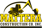Oly Mattera Construction Logo